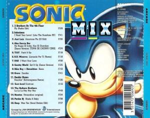 Sonic Mix 1995 Arcade