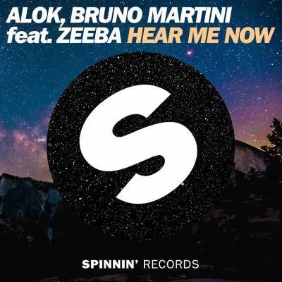 Alok, Bruno Martini Feat. Zeeba – Hear Me Now
