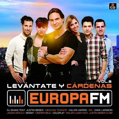 Europa FM – Levántate Y Cárdenas Vol. 6
