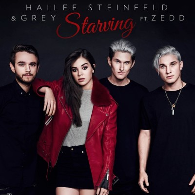 Hailee Steinfeld And Grey Feat. Zedd – Starving