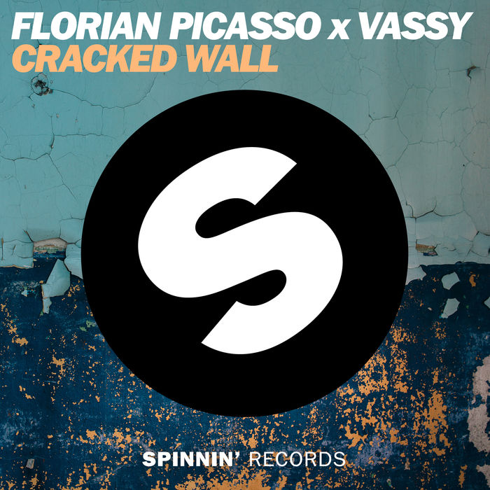 Florian Picasso X Vassy – Cracked Wall
