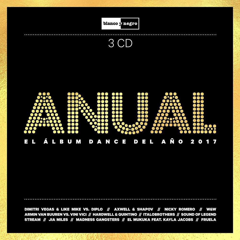 Anual El Álbum Dance Del Año 2017