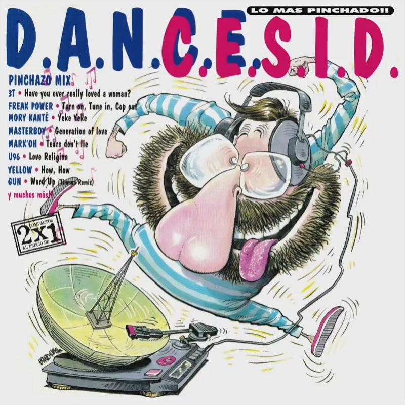 D.A.N.C.E.S.I.D. Lo Mas Pinchado!!