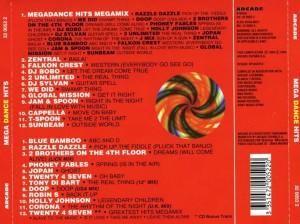 Mega Dance Hits 1994 Arcade