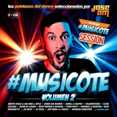 #Musicote Vol. 2