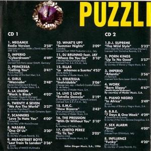 Puzzletron 4 MegaMix Dani Valdés David Gausa 1996