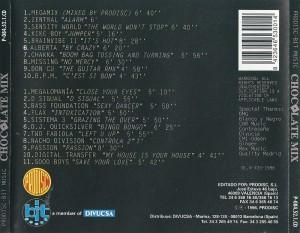 Chocolate Mix 1996 Prodisc