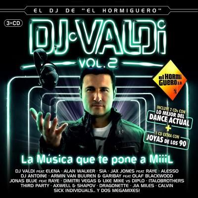 DJ Valdi De El Hormiguero Vol. 2
