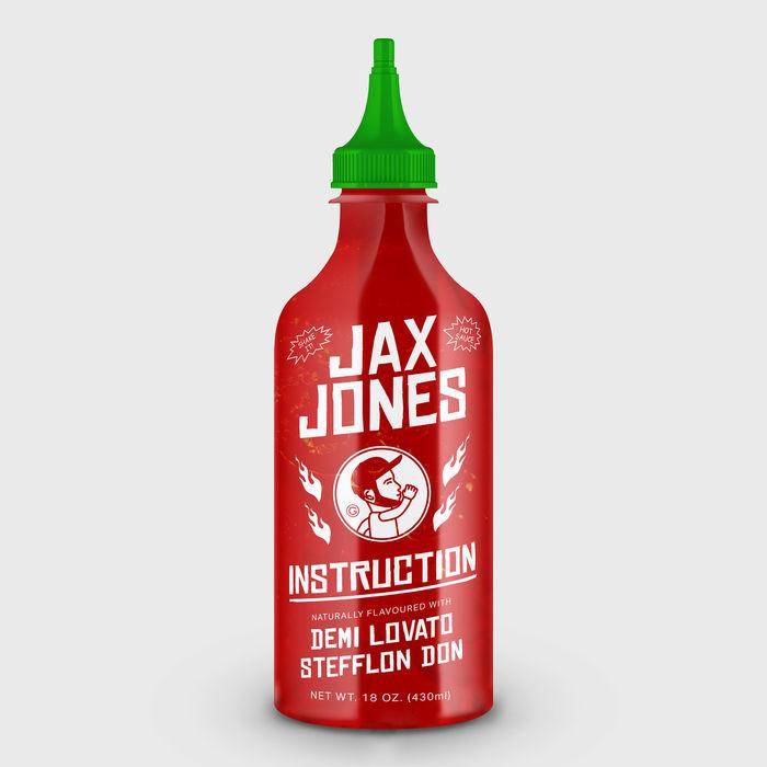 Jax Jones Feat. Demi Lovato And Stefflon Don – Instruction