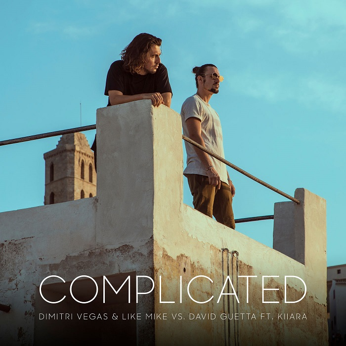 Dimitri Vegas And Like Mike VS David Guetta Feat. Kiiara – Complicated