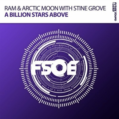 RAM And Arctic Moon With Stine Grove – A Billion Stars Above