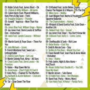 MegaStar FM - Solo Temazos Vol. 3
