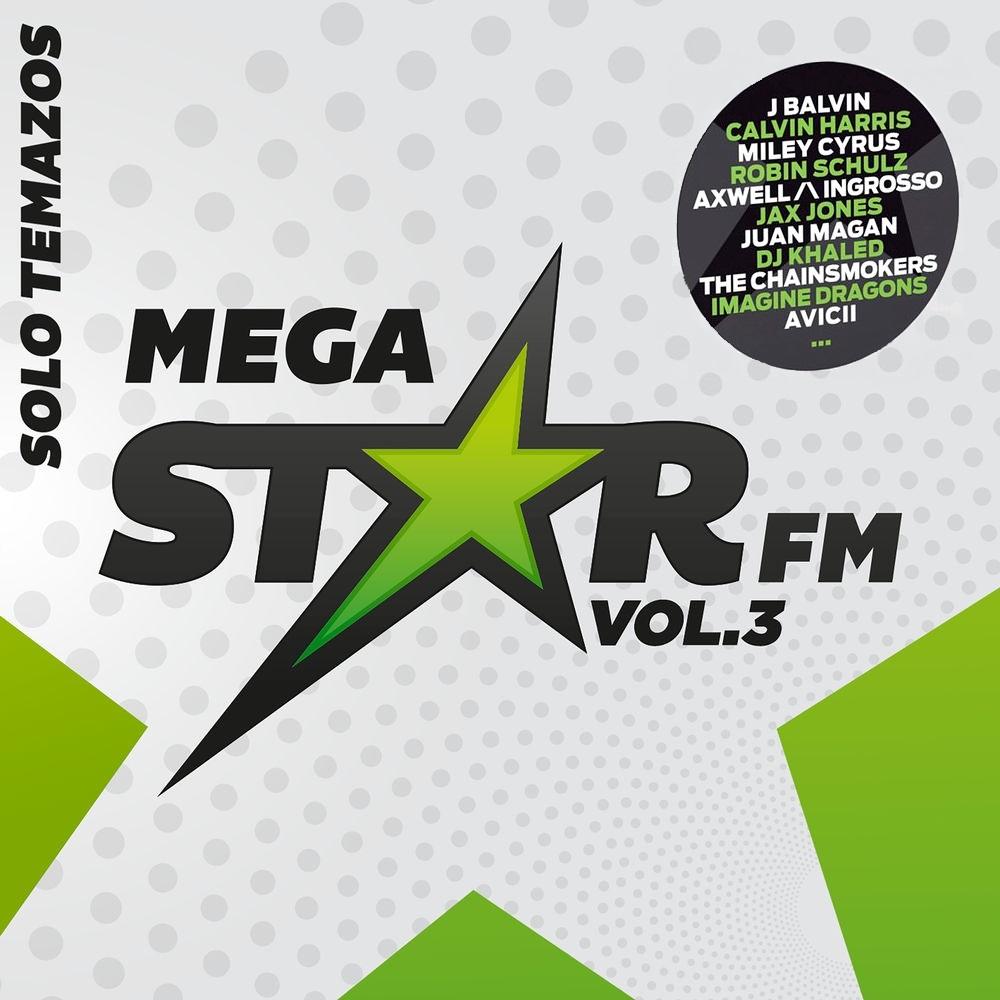 MegaStar FM – Solo Temazos Vol. 3