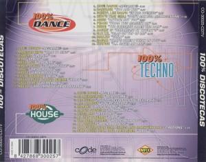 100% Discotecas 1997 Code Music