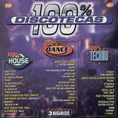 100% Discotecas