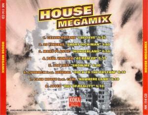 House Megamix 1995 Koka Music