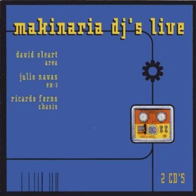 Makinaria DJ's Live