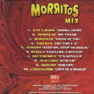 Morritos Mix 1996 Koka Music