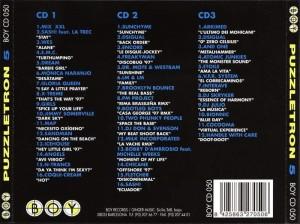 Puzzletron 5 1997 Boy Records
