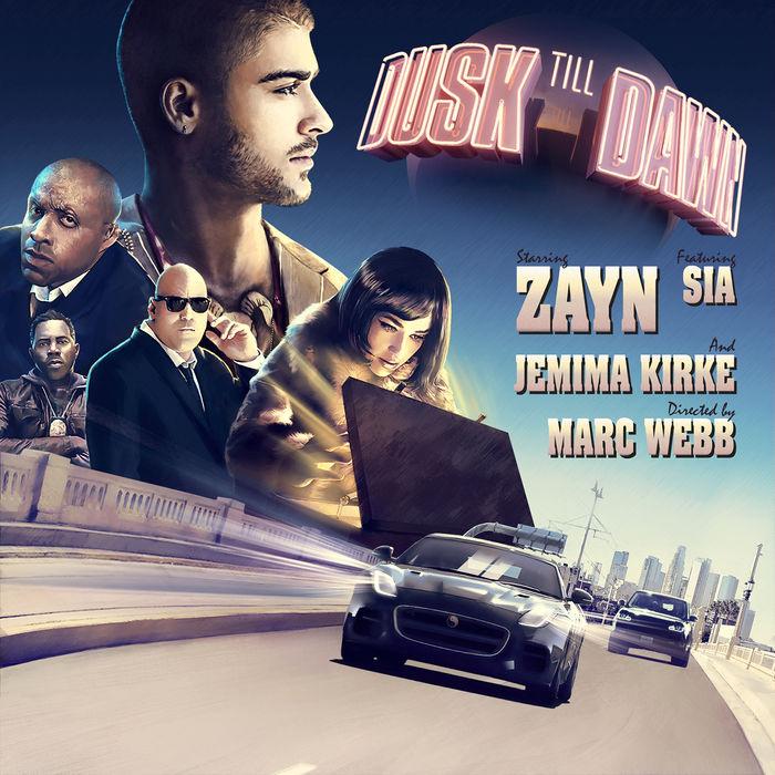 Zayn Feat. Sia – Dusk Till Dawn