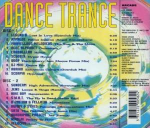 Dance Trance 1995 Arcade