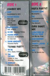 Fiesta!! 1994 Arcade 16 Mucho Party Hits