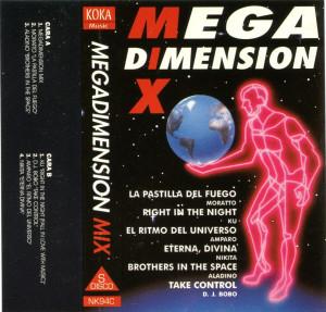 Megadimension Mix 1994 Koka Music