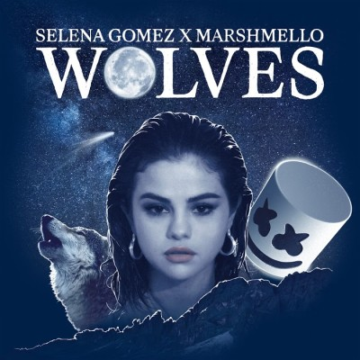 Selena Gomez And Marshmello – Wolves