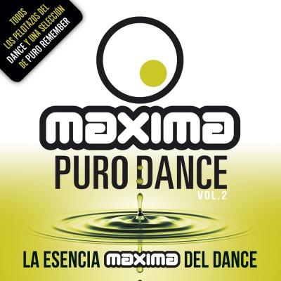 Maxima FM – Puro Dance Vol. 2 – La Esencia Maxima Del Dance
