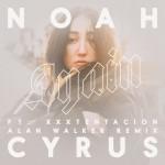 Noah Cyrus Feat. Xxxtentacion - Again (Alan Walker Remix)