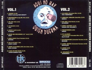 ¡Aqui No Hay Quien Duerma! 1995 Bit Music Divucsa