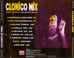 Clonico Mix 1997 Koka Music