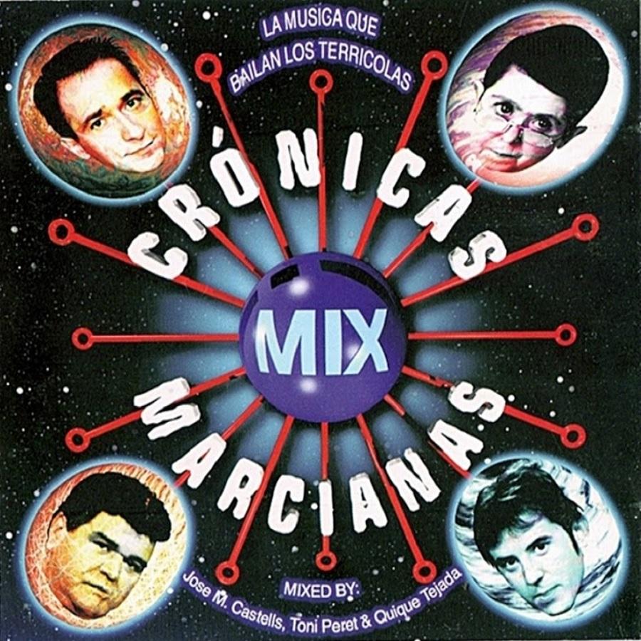 Crónicas Marcianas Mix