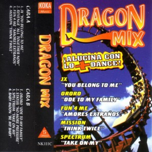 Dragon Mix 1995 Koka Music