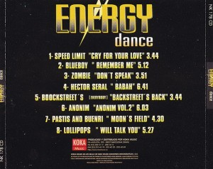 Energy Dance 1997 Koka Music