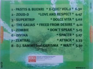 Love & Respect 1997 Koka Music