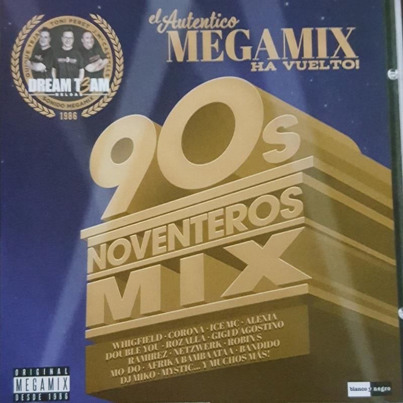 Noventeros Mix – El Autentico MegaMix Ha Vuelto!