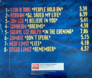 Water Total 1997 Koka Music