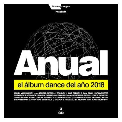 Anual El Álbum Dance Del Año 2018