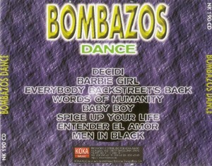 Bombazos Dance 1998 Koka Music