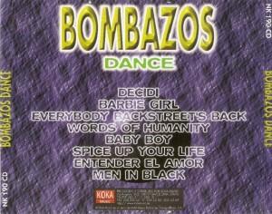 Bombazos Dance 1998 Koka Music