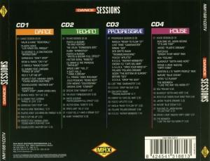 Dance Sessions 1997 Max Music DJ Sammy Pastis Buenri Julio Posadas Dimas  Martinez