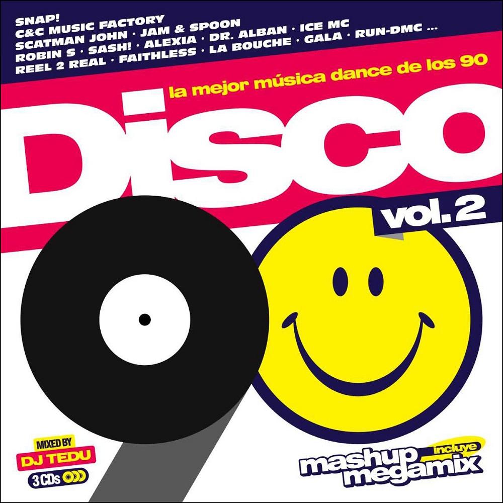 Disco 90 Vol. 2 (2018)