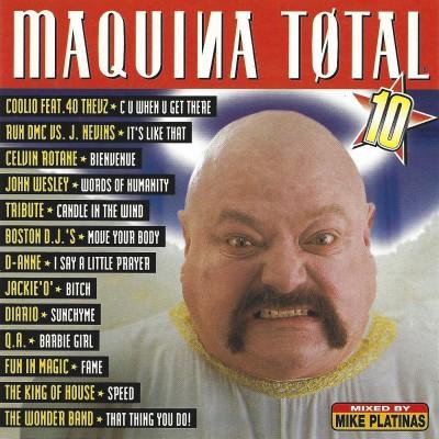 Maquina Total 10