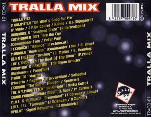 Tralla Mix 1996 Tralla Blanco Y Negro
