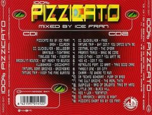 100% Pizzicato 1997 Blanco Y Negro Music
