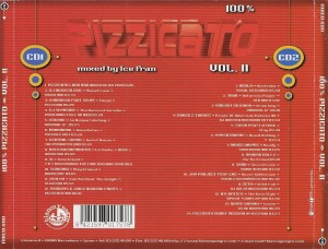 100% Pizzicato Vol. 2 1998 Blanco Y Negro Music