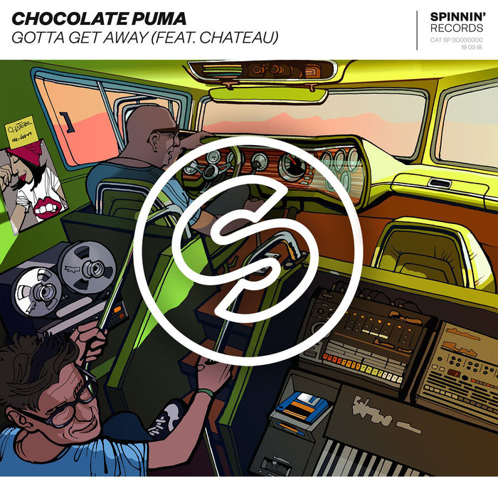 Chocolate Puma Feat. Chateau – Gotta Get Away