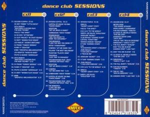 Dance Club Sessions 1998 Max Music Scorpia Puzzle BCM Kapital
