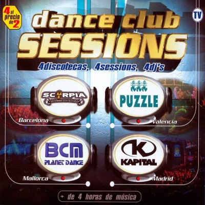 Dance Club Sessions